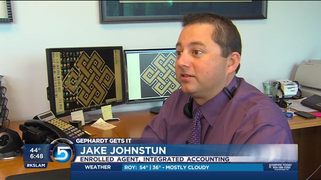 Integrated Accounting's Jake Johnstun interviewed on KSL.com